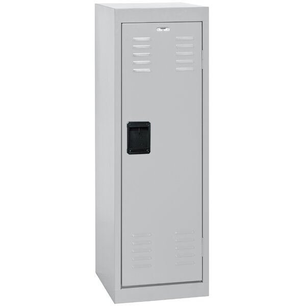 1 Tier 1 Wide School Locker by Sandusky Cabinets1 Tier 1 Wide School Locker by Sandusky Cabinets