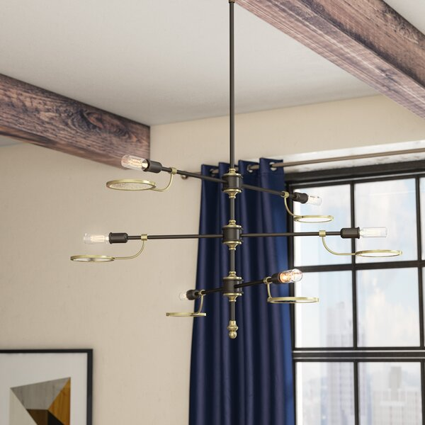Torrence 6-Light Chandelier by Langley Street