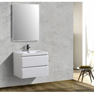 Online Reviews Gritton 28 Single Bathroom Vanity Set ByOrren Ellis