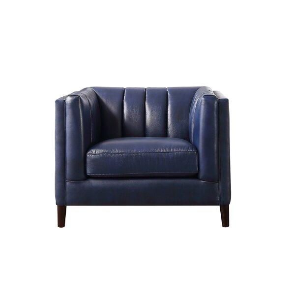 Cournoyer Armchair by Corrigan Studio