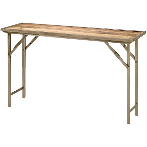 Jernigan Console Table by Union Rustic