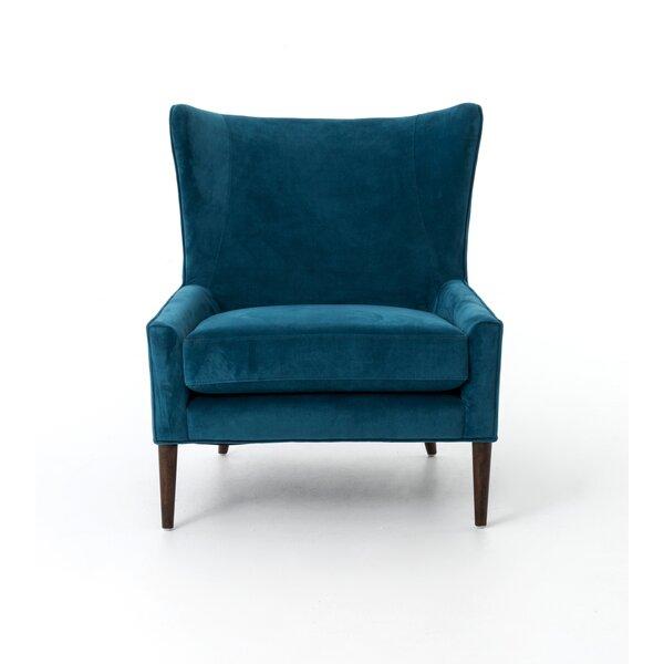 Doutzen Wingback Chair by Brayden Studio