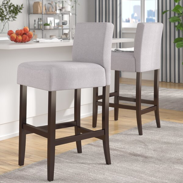 Gabriel 29.5 Bar Stool (Set of 2) by Zipcode Design