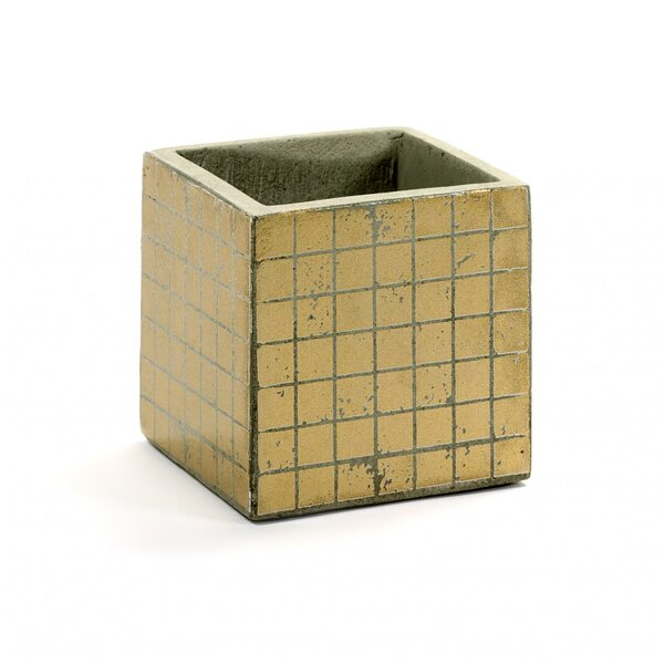 Ellingson Mozaic Ceramic Planter Box by Bloomsbury Market