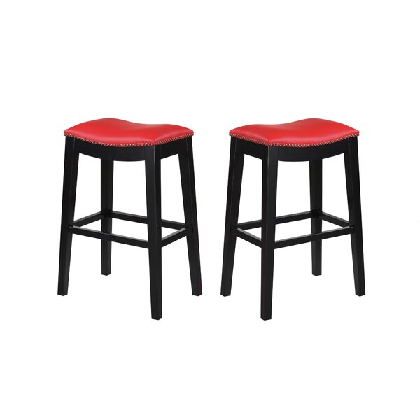 Bagshaw  30 Bar Stool (Set of 2) by Winston Porter