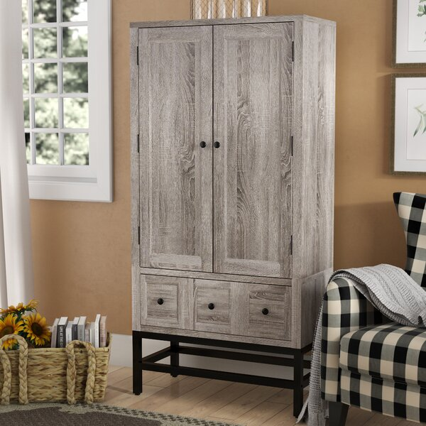 Omar Beverage 2 Door Cabinet by Laurel Foundry Modern Farmhouse