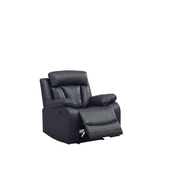 Benjamin Manual Wall Hugger Recliner by Nathaniel Home