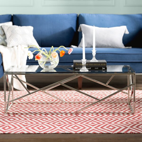 Brigantine Coffee Table by Willa Arlo Interiors