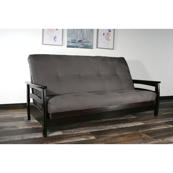 Fiora Futon and Mattress by Latitude Run