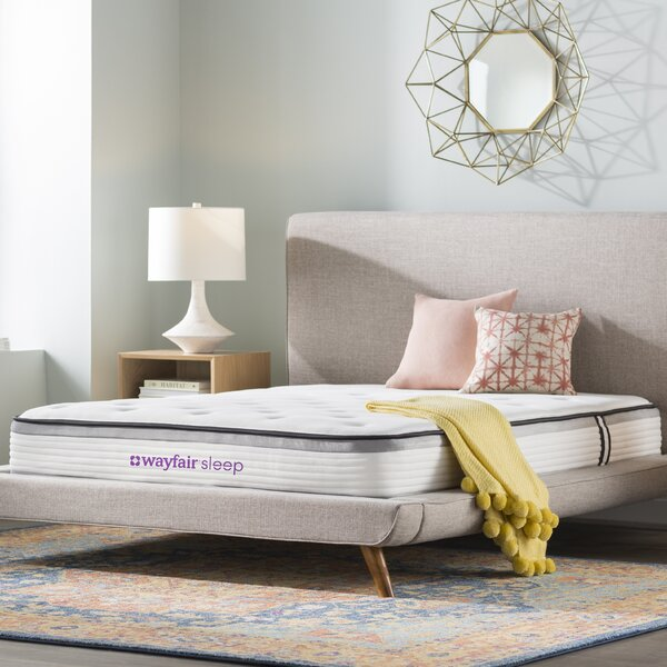 Wayfair Sleep 14 inch Medium Hybrid Mattress by Wayfair Sleep™