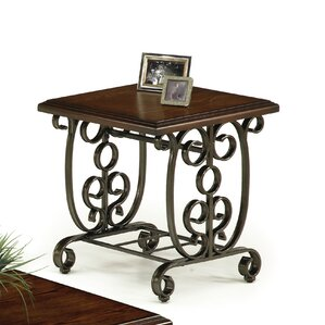 Netherby End Table by Astoria Grand
