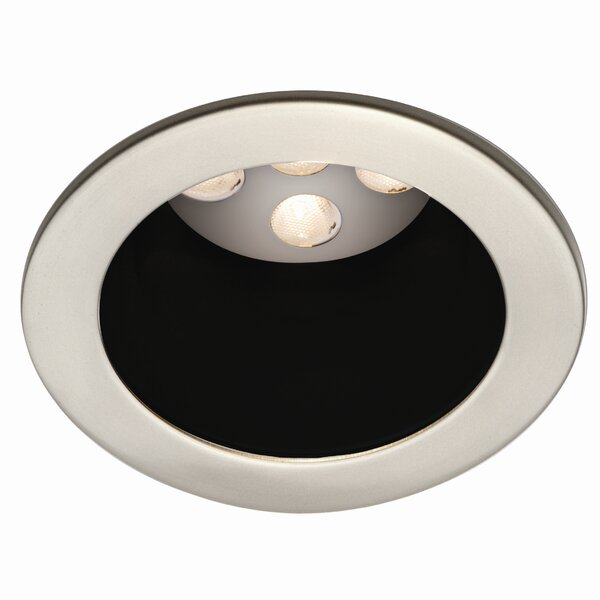 LEDme® Round LED 3.63 Open Recessed Trim by WAC Lighting