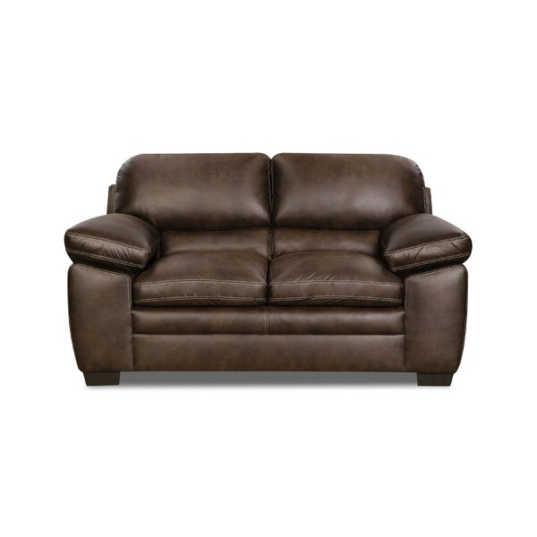Hepler Loveseat by Alcott Hill