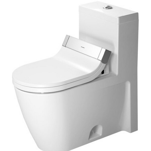 Starck HET/GB 1.28 GPF Elongated One-Piece Toilet by Duravit