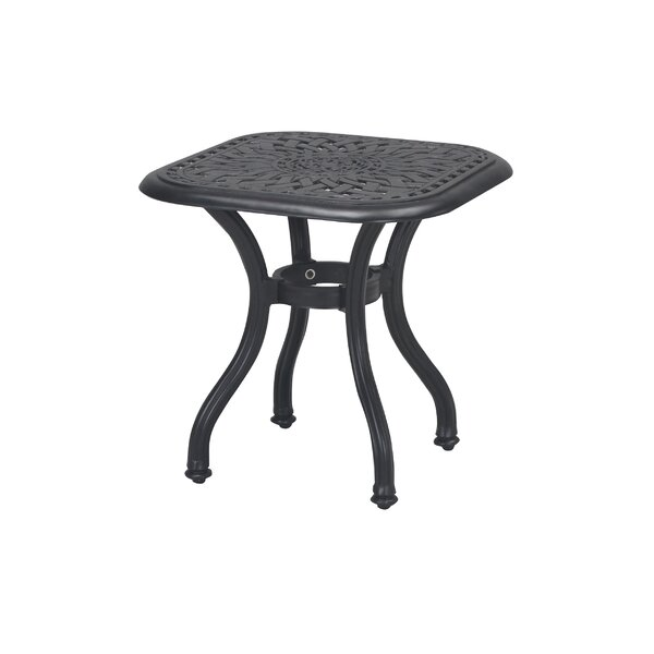 Carbonell Metal Side Table by Darby Home Co Darby Home Co