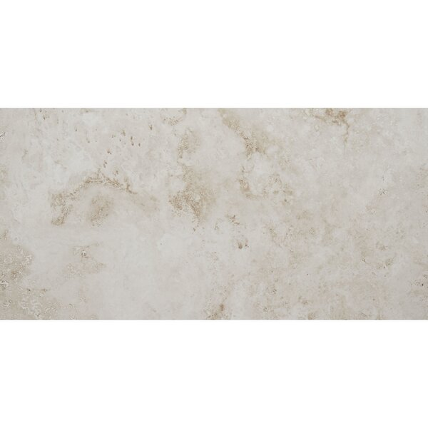 Costa Mesa 12 x 24 Porcelain Field Tile in Garden White by Itona Tile