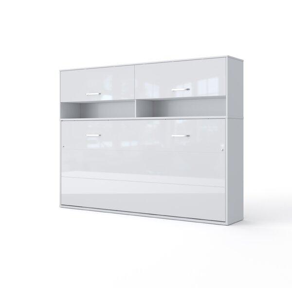 Vouni Twin Storage Murphy Bed by Brayden Studio