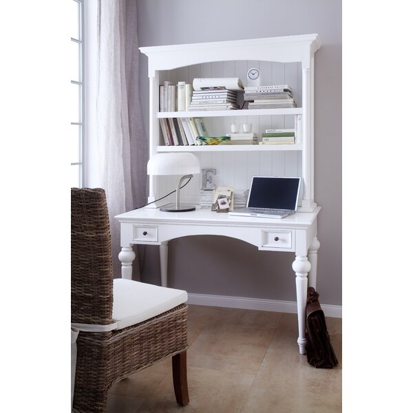 Westmont Writing Desk with Hutch