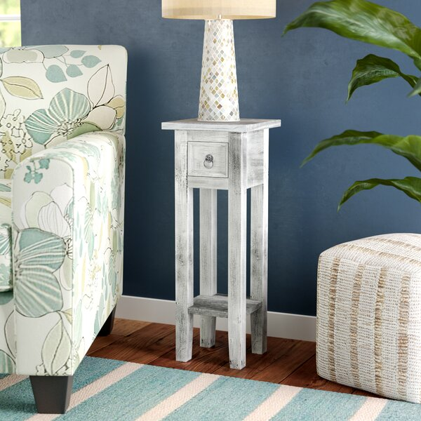 Britney End Table By Highland Dunes