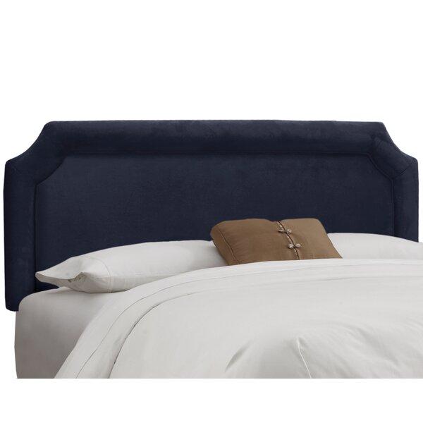 Chittening Upholstered Panel Headboard by Mercer41