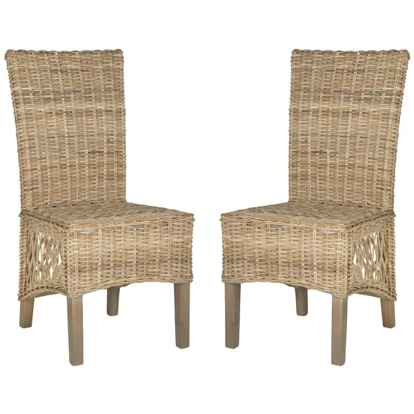 Sumatra Side Chair (Set of 2) by Safavieh