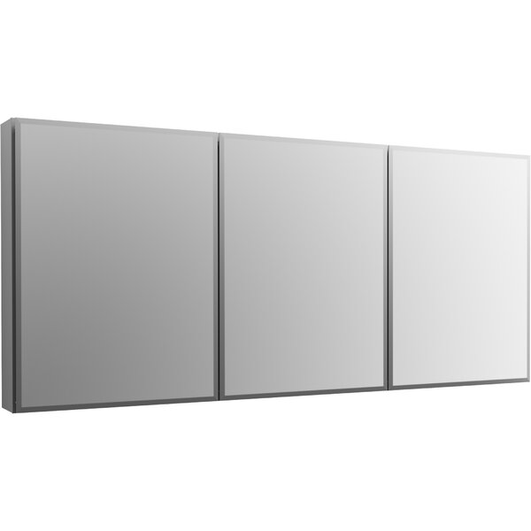 Clc 45-In X 26-In Recessed or Surface Mount Medicine Cabinet