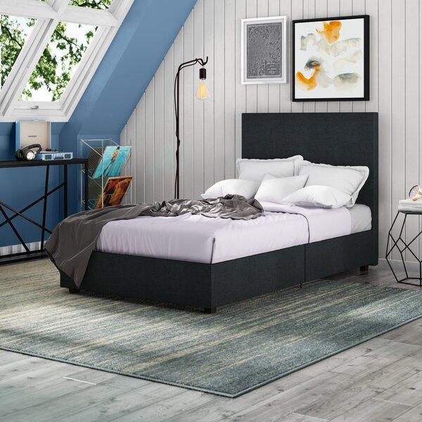 Julianna Upholstered Platform Bed by Trule Teen