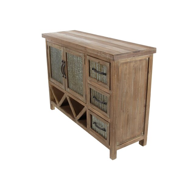 3 Drawer 2 Door Accent Cabinet by Cole & Grey
