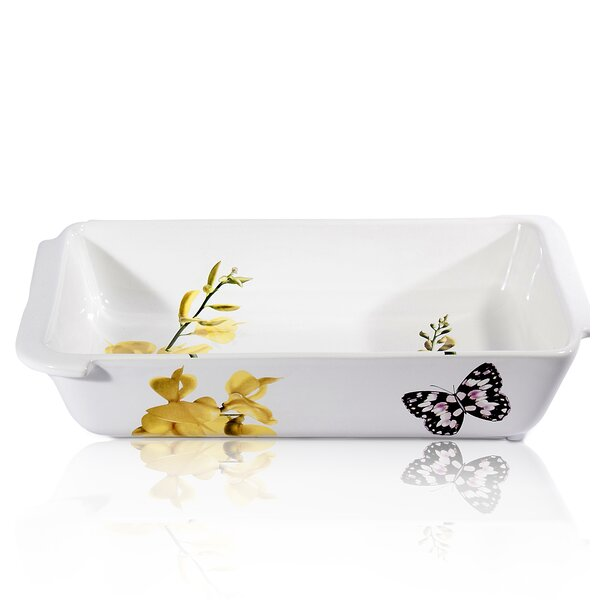 Vivere Estate Rectangular Baking Dish by Intrada Italy
