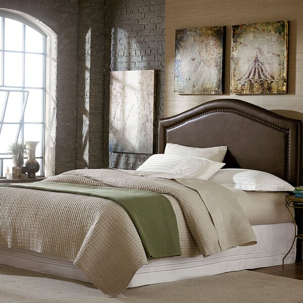 Prenda Queen Upholstered Panel Bed by Darby Home Co