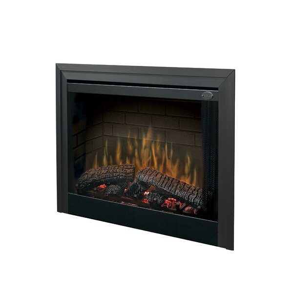 Electric Fireplace Insert By Dimplex.