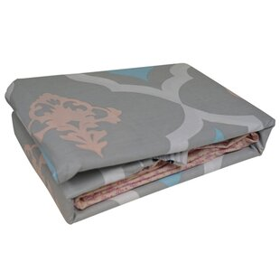 Shop Hagerstown 100% Cotton Sheet Set By Bungalow Rose