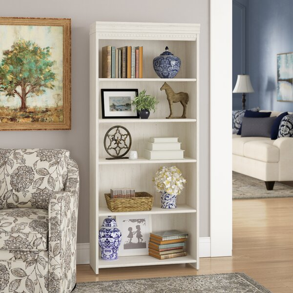 Carroll Standard Bookcase by Darby Home Co