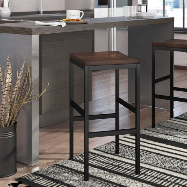 Sharla 31.5 Bar Stool by Trent Austin Design