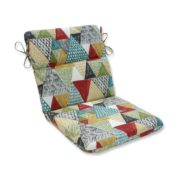 Knorr Sonoma Indoor/Outdoor Dining Chair Cushion by Ebern Designs Ebern Designs
