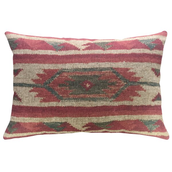 Husman Linen Throw Pillow by Bloomsbury Market