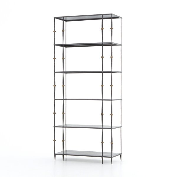 Bertrand Etagere Bookcase by 17 Stories