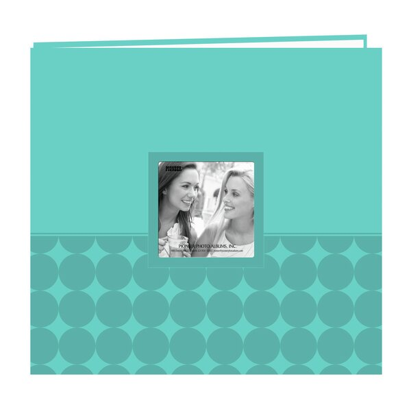Scrap Book by Pioneer Photo Albums