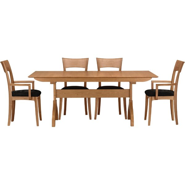Sarah Trestle Extendable Dining Table by Copeland Furniture