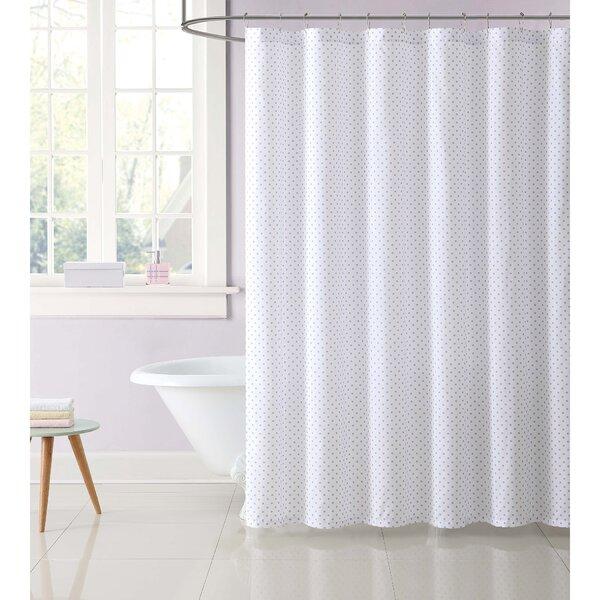 Duell Kids Dot Shower Curtain by Harriet Bee