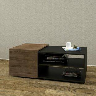 Inexpensive Darla Coffee Table with Storage ByLatitude Run