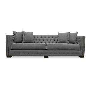 Bari 108 Chesterfield Sofa