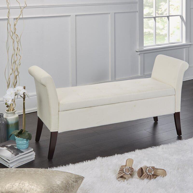 Neilson Upholstered Storage Bench