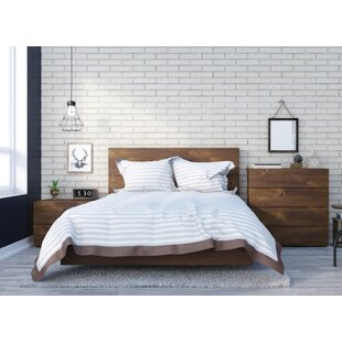 Amare Platform 4 Piece Bedroom Set ByUnion Rustic