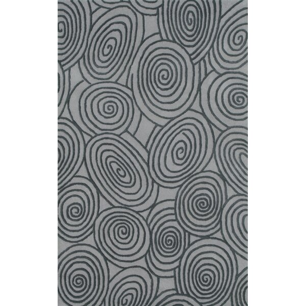 Beverly Gray Area Rug by Noble House
