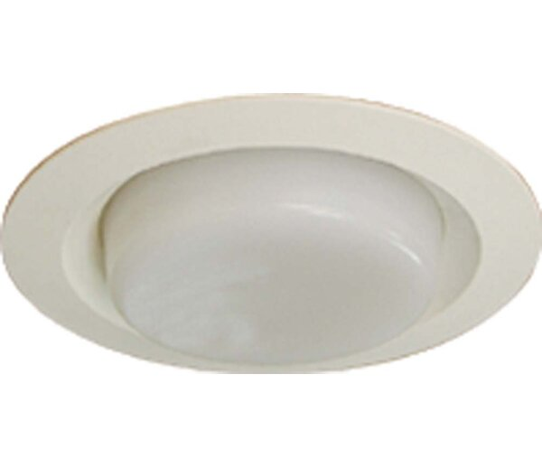 Drop Opal Lens 8 Recessed Trim by Volume Lighting