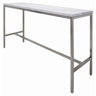 Price Check Verona Bar Height Dining Table By Nuevo