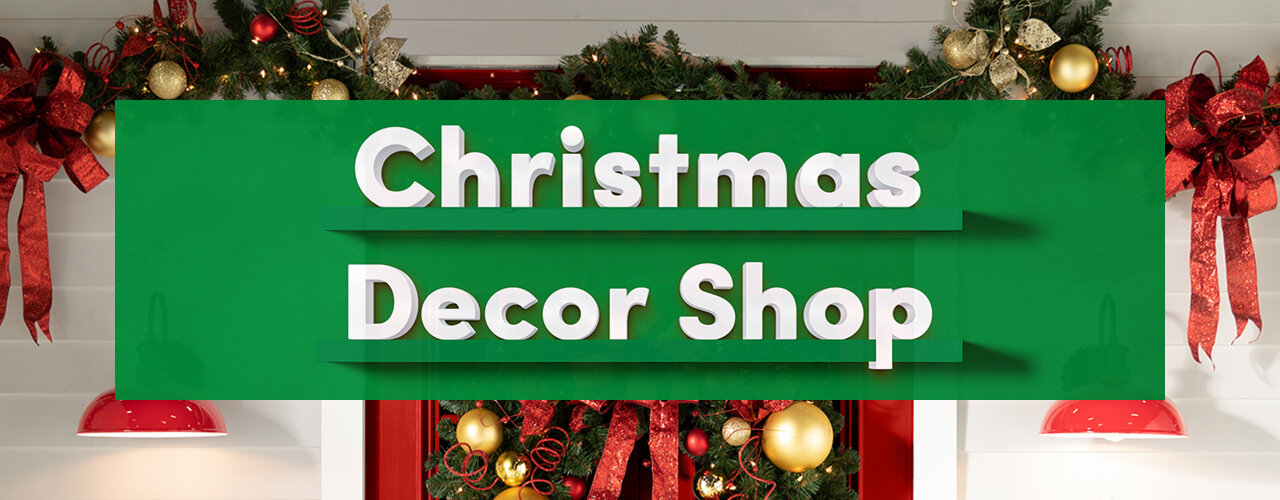 Christmas Decor Shop