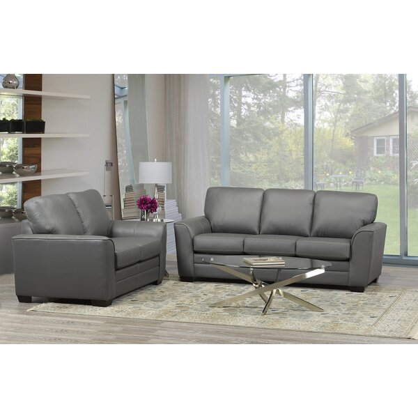 Nadin 2 Piece Living Room Set by Orren Ellis