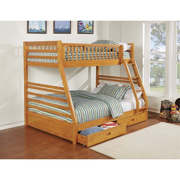 Vincent Bed with Drawer by Harriet Bee